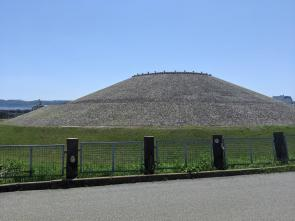 五色塚古墳のひみつの画像