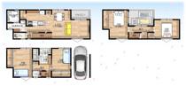 城東区今福西2丁目☆完成予定モデルハウスのご案内の画像