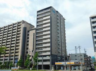 【分譲賃貸】プレサンスデュオ四日市中央通の画像