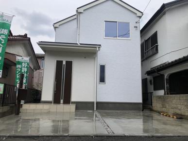 狭山市富士見2丁目 新築分譲住宅 完成しました!!の画像