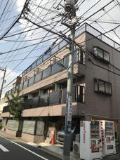 ★礼金0円!中目黒駅の「大澤ビル」の画像