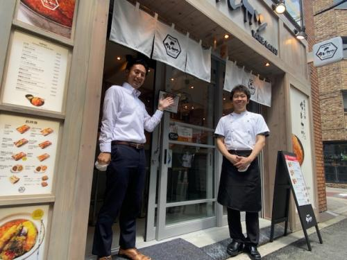 新潟カツ丼タレカツ心斎橋店様(カツ丼)の画像