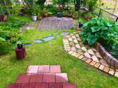 不動産購入前に知りたい現代的な造り!平家に設ける中庭について詳しく解説の画像