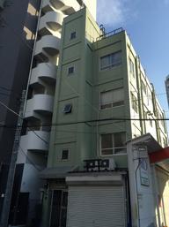 明るい角部屋!麻布十番駅の1K「朱亀ビル」の画像