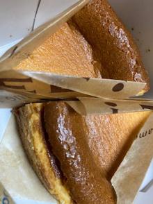 シンプルにチーズケーキが好きです。の画像