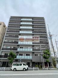 本所吾妻橋駅徒歩9分!新築物件のご紹介です!の画像