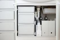 「洗面台下」収納のアイデア&便利グッズ!空間を活かしてスッキリ!~前編~の画像
