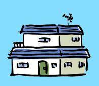 越生町越生東の中古住宅売却査定の画像