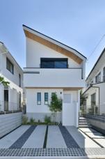 世田谷区深沢の家の画像