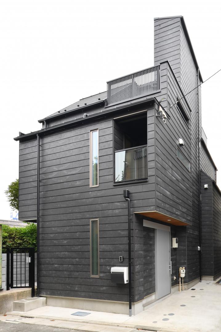 品川区東大井の家の画像