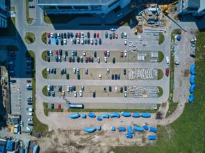 マイホーム駐車場3台並列駐車は、何メートル必要か?の画像