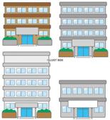 不動産豆知識~アパートとマンションの違いって?~の画像