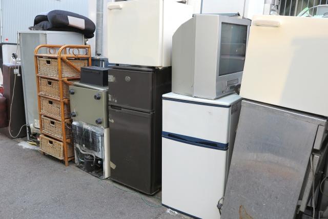 不動産を売却するなら確認が必須!家電リサイクル法対象家電の処分方法とはの画像