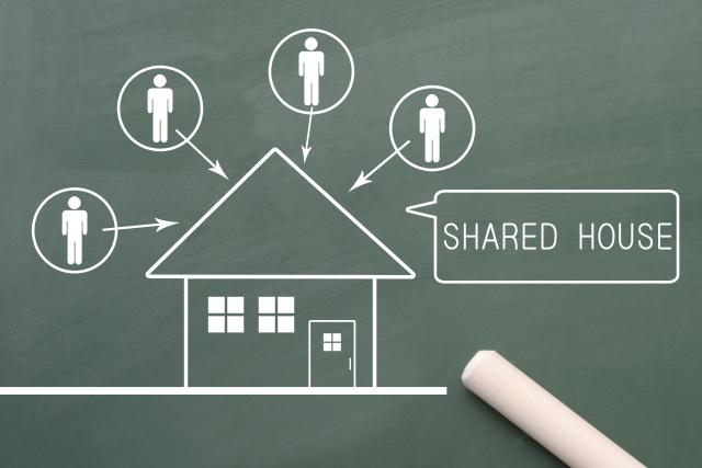 不動産投資でシェアハウスへ投資するメリットや注意点とは?の画像