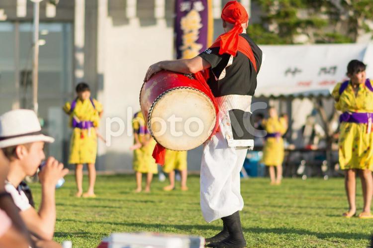 沖縄のお盆の画像