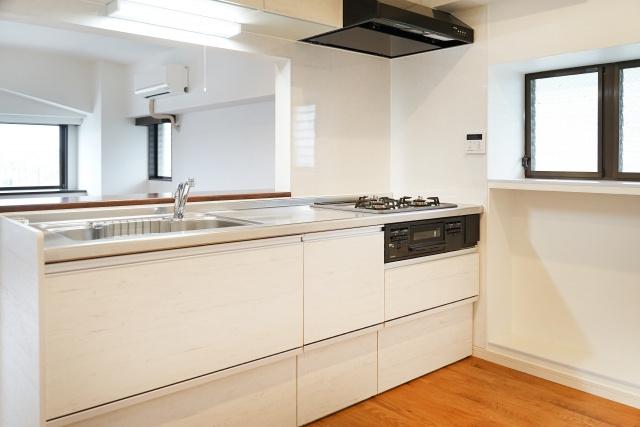 キッチンの平均的な広さはどれくらい?使い勝手の良いキッチンにするためにの画像