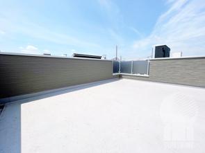 屋上のあるお家はいかがですか?の画像