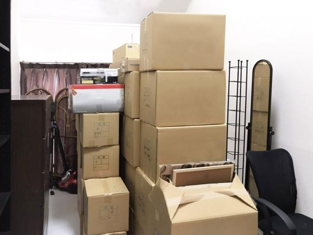 不動産を売却するときの残置物について解説しますの画像