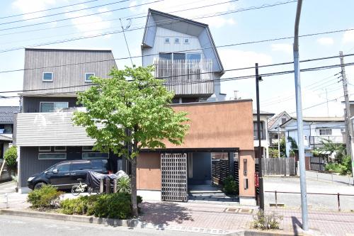 デザイナーズ住宅の画像