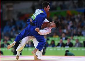 オリンピック柔道!!の画像
