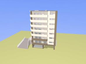M氏共同住宅の画像
