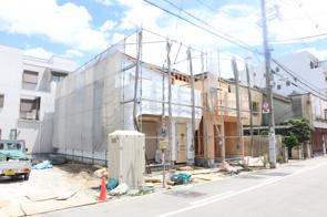 林寺4丁目 外壁工事の画像