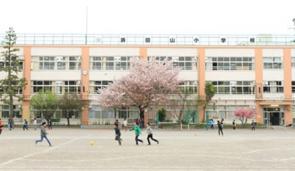 『浜田山小学校』の画像