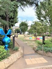 中村橋の魅力をご紹介~美術の森緑地&ガラクタ公園~の画像