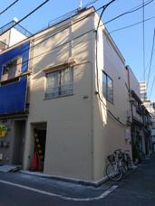 【売買物件】上野駅徒歩4分|店舗付き住宅「N House」|売買物件なら(株)メイワ・エステートへお任せください!の画像