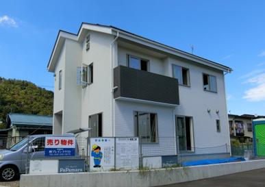 パパまるハウス 長野市浅川西条モデルハウス 足場解体しました!の画像