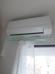 賃貸物件のエアコン設置についての画像