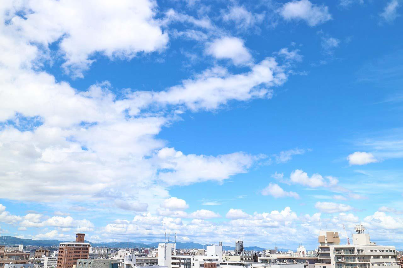 夏の空 ('-^*)/マブシイゼ!の画像