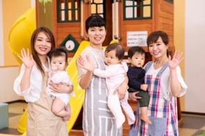 川口市にある「戸塚児童センターあすぱる」の魅力についての画像