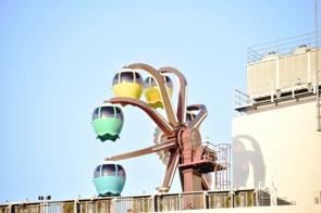 蒲田にある観覧車が目印の人気スポット「屋上かまたえん」をご紹介!の画像