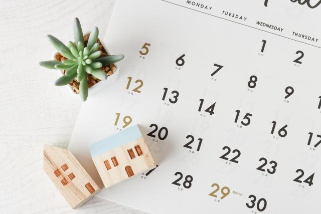 賃貸の部屋探しにおすすめの時期や気を付けたいこととは?の画像