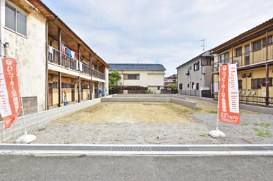 【現場進捗】伊丹市梅ノ木1丁目新築戸建 全3区画の最新情報です。の画像