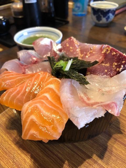 海鮮丼♪の画像