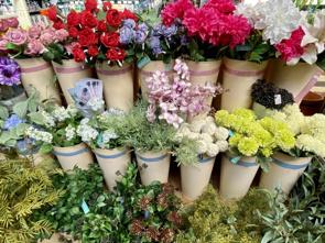 蒲田周辺のアクセス良好おすすめのお花屋さん2選の画像