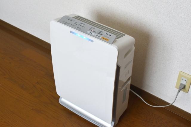 賃貸物件に空気清浄機の設置は必要?メリットと設置場所を解説の画像