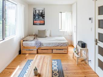 すっきり暮らす工夫をご紹介。収納不足のお家は暮らしを見直すきっかけに。の画像