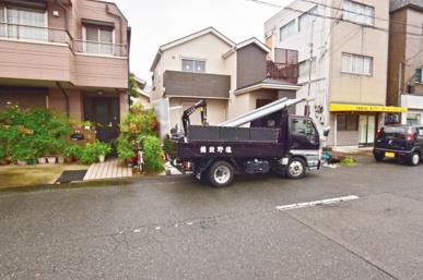 【現場進捗】尼崎市武庫町2丁目新築戸建 前提1邸の最新情報です。の画像
