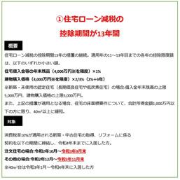 期日間近!!【オトクな4つの住宅支援制度】の画像