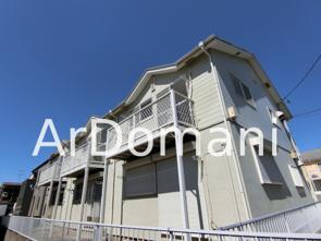 松戸市 2DK 敷地内駐車場あり 入居費用10万円以下の画像