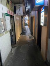 銀座 出世街道 銀座の路地シリーズ①の画像