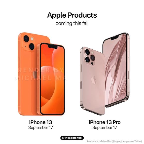 iPhone13の画像