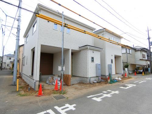 松戸市西馬橋 新築戸建て 完成物件の画像
