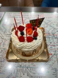 ☆お誕生日祝ってもらいました☆の画像