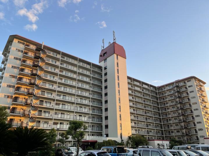 東淀川区マンション オリーブハイツ相川買取案件の画像