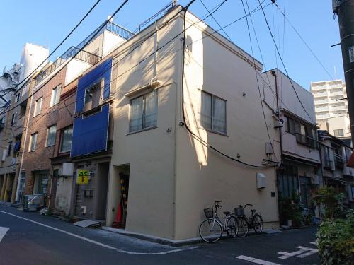 【成約済み】上野駅徒歩4分 店舗付き住宅N House 不動産売買は(株)メイワ・エステートへお任せくださいの画像