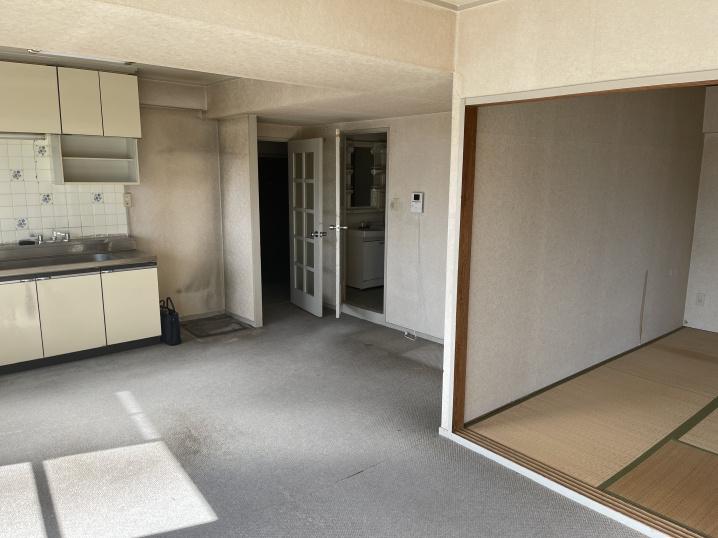 吹田市昭和町区分所有マンション買取案件の画像